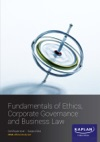 ACCA - BA4 Fundamentals Of Ethics Corporate Governance And Business Law
