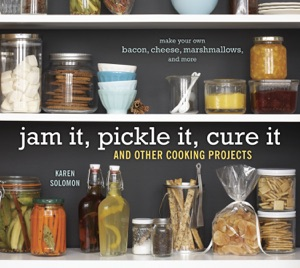 Jam It, Pickle It, Cure It Book Cover