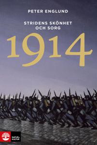 Stridens skönhet och sorg 1914 Cover Book