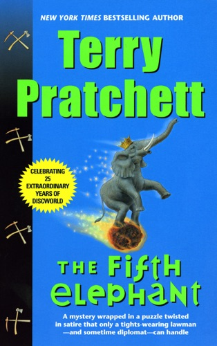 Terry Pratchett - The Fifth Elephant