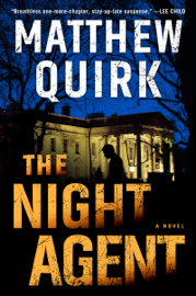 The Night Agent book