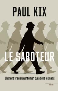 Le Saboteur La couverture du livre martien