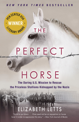 The Perfect Horse - Elizabeth Letts book