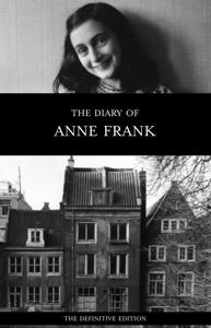 The Diary of Anne Frank (The Definitive Edition) Copertina del libro