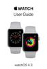 Apple Inc. - Apple Watch User Guide artwork