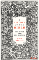 John Barton - A History of the Bible artwork