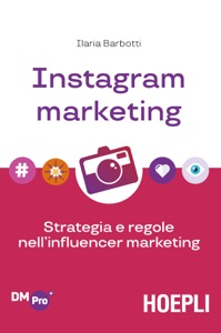 Instagram marketing Book Cover