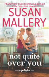 Not Quite Over You book