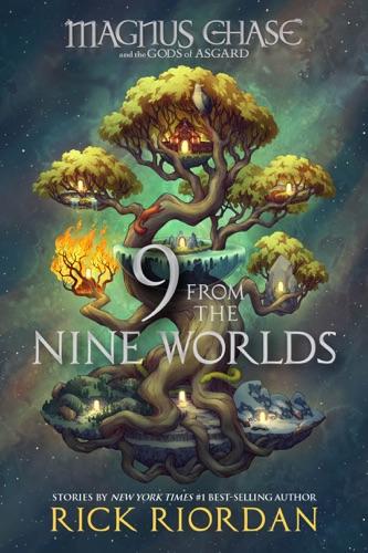 Rick Riordan - 9 from the Nine Worlds