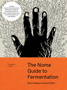 The Noma Guide to Fermentation Libro Cover