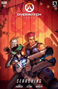 Overwatch #15 Book Review