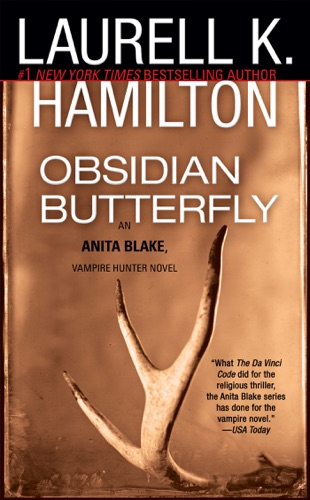 Laurell K. Hamilton - Obsidian Butterfly
