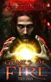 Games of Fire Trilogy: Elemental Magic & Epic Fantasy Adventure