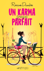 Un karma (presque) parfait La couverture du livre martien
