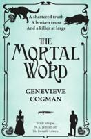 Genevieve Cogman - The Mortal Word artwork
