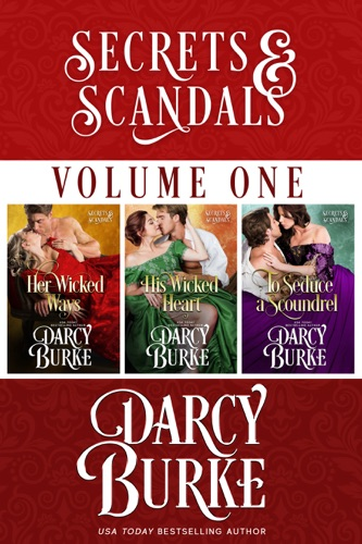 Darcy Burke - Secrets and Scandals Volume 1
