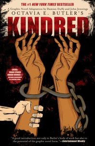Kindred: A Graphic Novel Adaptation Book Cover