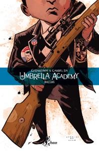 Umbrella Academy 2 Book Cover