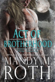 Act of Brotherhood: Paranormal Security and Intelligence PDF Download