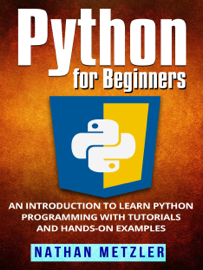 Python for Beginners book