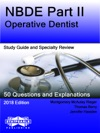 NBDE Part II-Operative Dentist