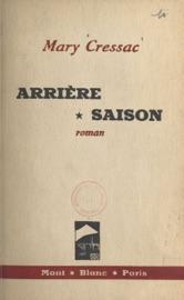 Download Arrière saison