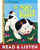 The Poky Little Puppy: Read & Listen Edition