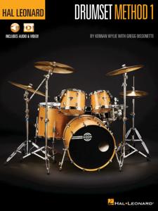 Hal Leonard Drumset Method - Book 1 Libro Cover