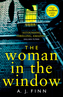 A. J. Finn - The Woman in the Window book
