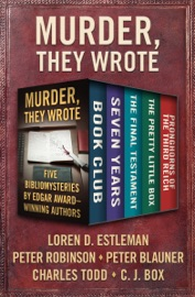 Murder, They Wrote PDF Download