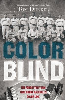 Color Blind - Tom Dunkel book