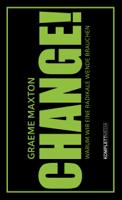 Graeme Maxton - CHANGE! artwork