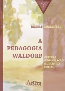 A pedagogia waldorf Book Cover