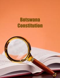 CONSTITUTION OF BOTSWANA