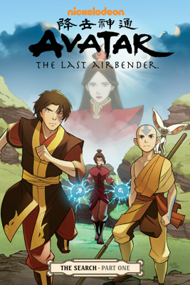 Avatar: The Last Airbender - The Search Part 1 - Gene Luen Yang & Various Authors book