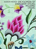 Encyclopedia of Embroidery Stitches, Including Crewel