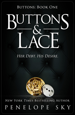 Buttons & Lace - Penelope Sky book
