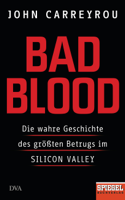 John Carreyrou - Bad Blood artwork