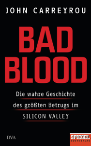 Bad Blood Buch-Cover