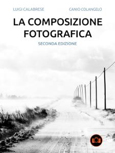 La composizione fotografica Copertina del libro