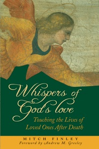 Whispers of God's Love Book Cover
