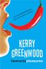 Kerry Greenwood - Heavenly Pleasures artwork