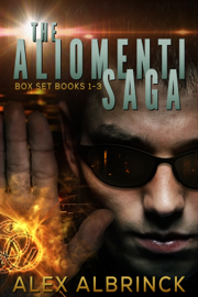 The Aliomenti Saga Box Set book