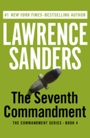Lawrence Sanders - The Seventh Commandment artwork