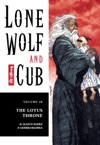 Lone Wolf And Cub Volume 28 The Lotus Throne