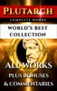 Plutarch Complete Works – World's Best Collection