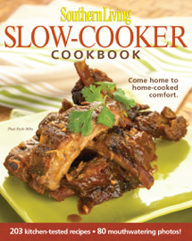 Southern Living: Slow-cooker Cookbook book