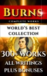 Robert Burns Complete Works  Worlds Best Collection