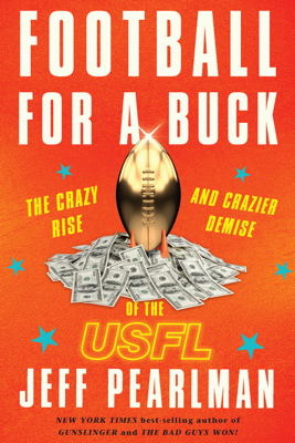 Football for a Buck - Jeff Pearlman book