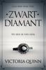 Victoria Quinn - Zwart Diamant kunstwerk